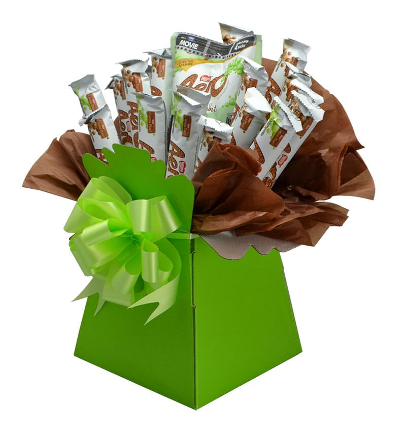 aero mint chocolate bouquet
