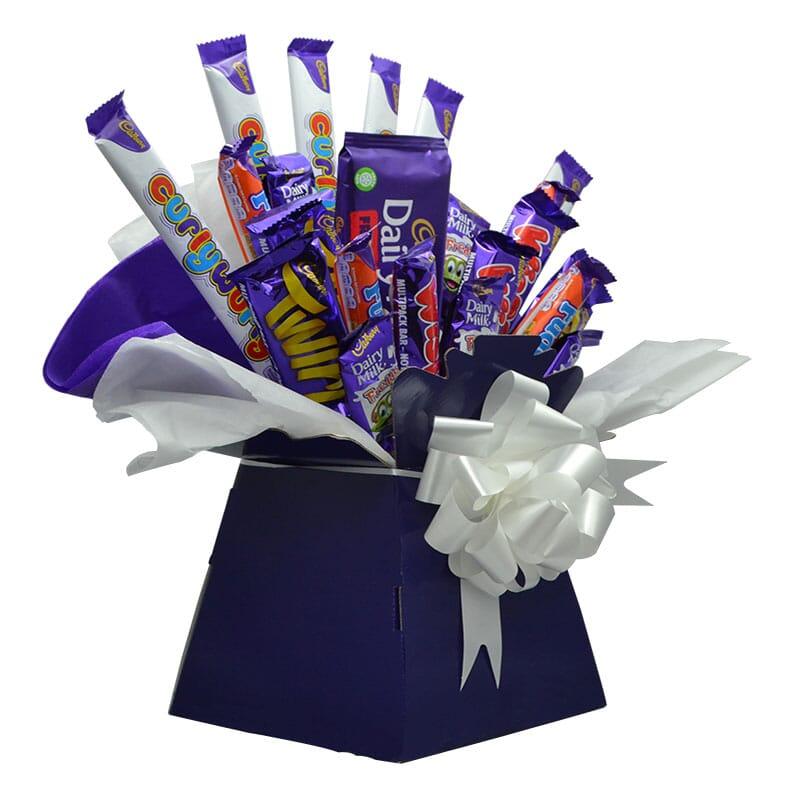 cadburys luxury chocolate bouquet