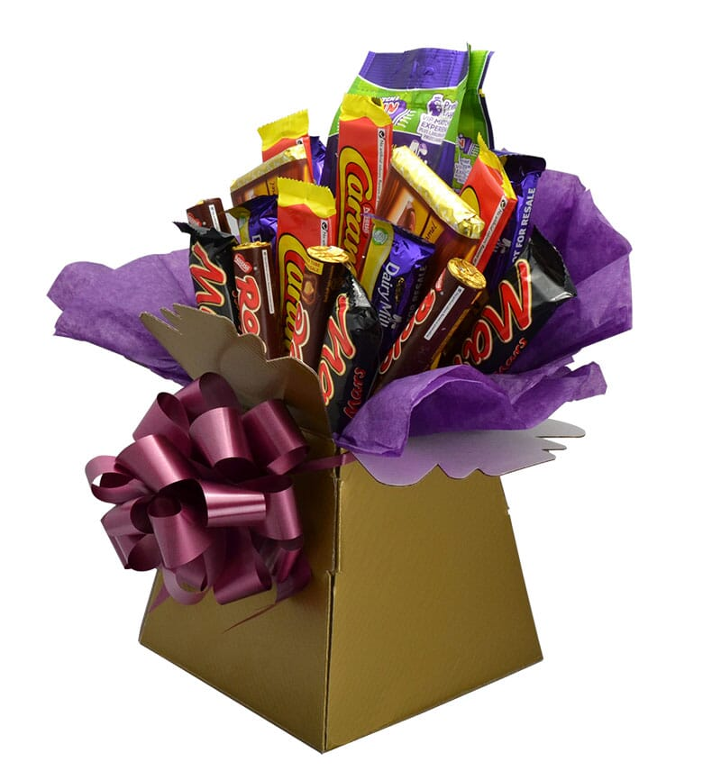caramel lovers bouquet