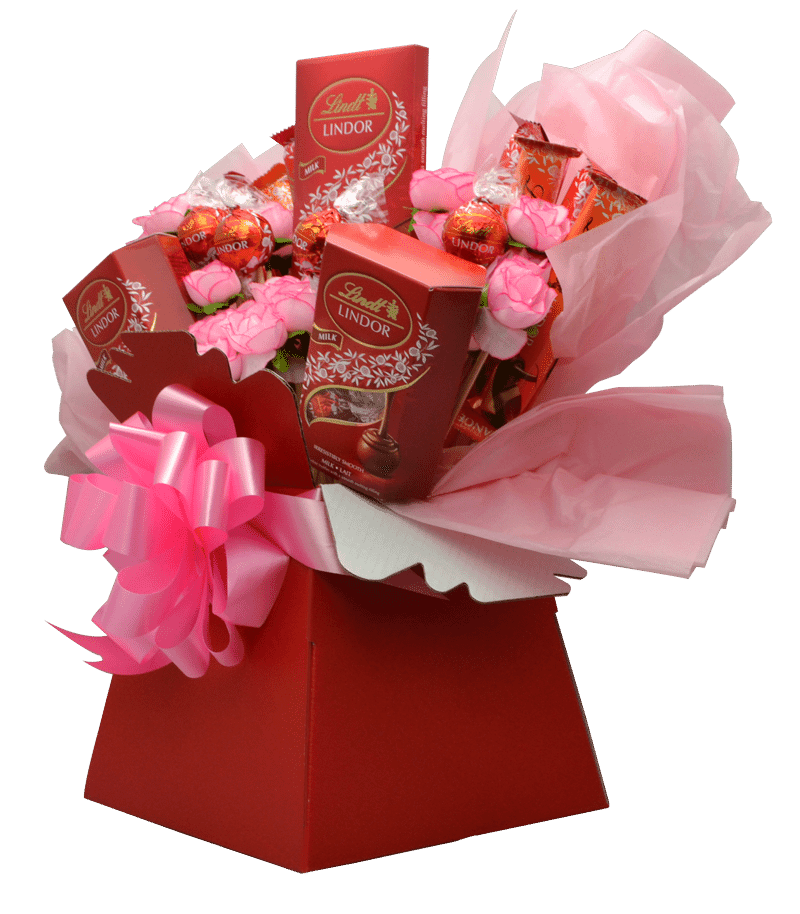 luxury chocolate bouquets